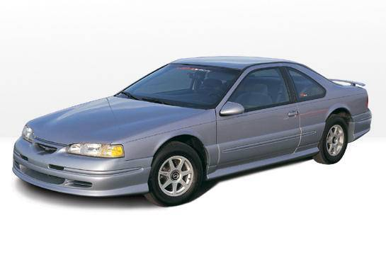 Wings West - 1996-1997 Ford Thunderbird Custom Style 4Pc Complete Kit