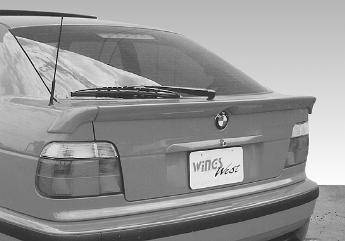 Wings West - 1996-1998 Bmw E36 318Ti Hb 3Pc Factory Style No Light