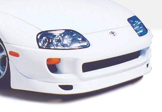 Wings West - 1993-1998 Toyota Supra Custom Front Lip