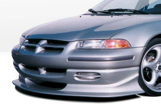 Wings West - 1995-2000 Dodge Stratus Touring Style Front Lip Polyurethane