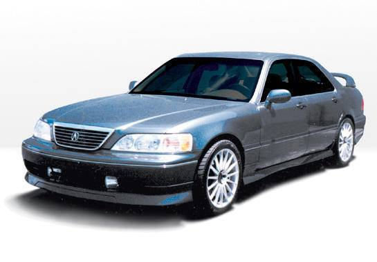 Wings West - 1996-1998 Acura Rl W-Typ 4pc Complete Kit
