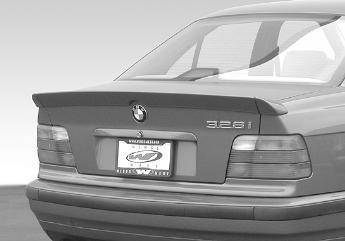 Wings West - 1996-1998 Bmw 328 2/4Dr 3Pc Flush Mount Wing No Light