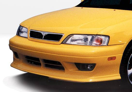 Wings West - 1999-2002 Infiniti G20 W-Typ Front Lip Polyurethane