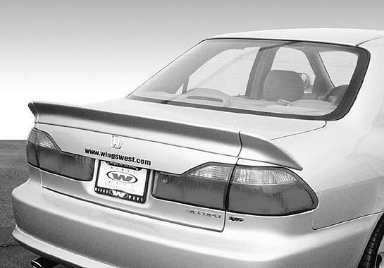 Wings West - 1998-2002 Honda Accord 4Dr Custom 3Pc Flush Mount No Light