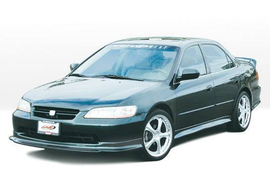 Wings West - 1998-2000 Honda Accord 4Dr Touring Style 4Pc Complete Kit