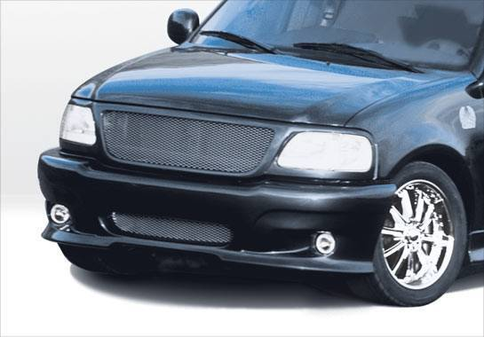 Wings West - 1997-2003 Ford F-150 All Models W-Type Front Bumper Cover