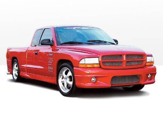 Wings West - 1997-2003 Dodge Dakota Club Cab W-Typ 12Pc Complete Kit