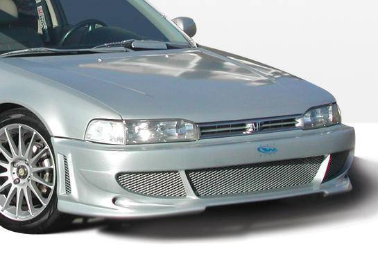 Wings West - 1990-1993 Honda Accord All Models Bigmouth Type 2 Front Bumper