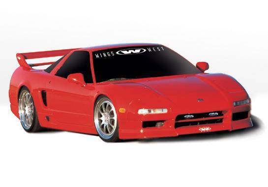 Wings West - 1991-2001 Acura Nsx W-Typ 5Pc. Complete Kit