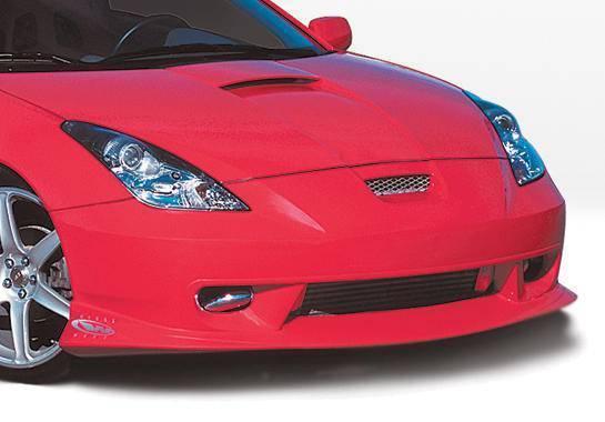 Wings West - 2000-2002 Toyota Celica W-Typ Front Lip