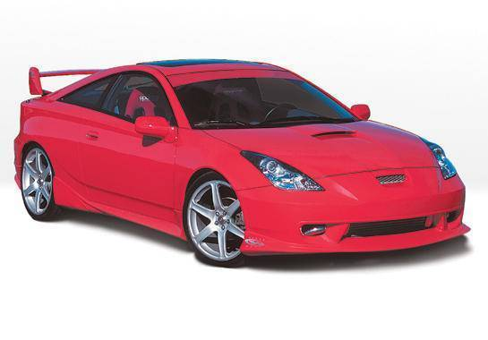 Wings West - 2000-2005 Toyota Celica W-Typ Right Side Skirt
