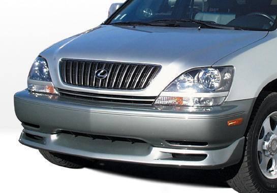 Wings West - 1999-2003 Lexus Rx330 W-Typ Front Lip Polyurethane
