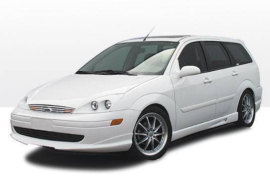 Wings West - 2000-2004 Ford Focus Wagon W-Typ 4Pc Complete Kit