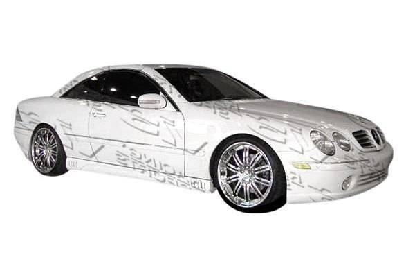 VIS Racing - 2000-2006 Mercedes Cl-Class W215 Laser F1 Fenders
