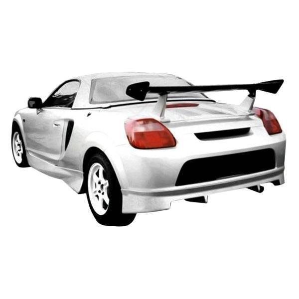 VIS Racing - 2000-2005 Toyota Mrs 2Dr Gt Sport 2 Rear Lip