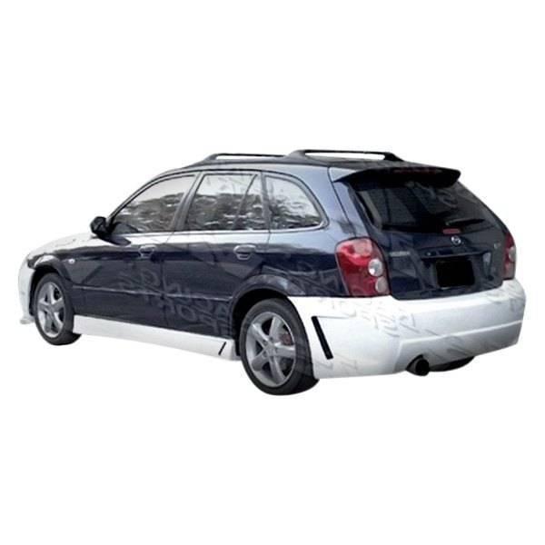 2001 2003 Mazda Protege 5 5dr Tsc 3 Rear Bumper