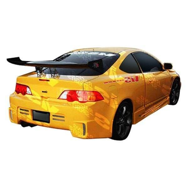 VIS Racing - 2002-2006 Acura Rsx 2Dr Gt Bomber Side Skirts