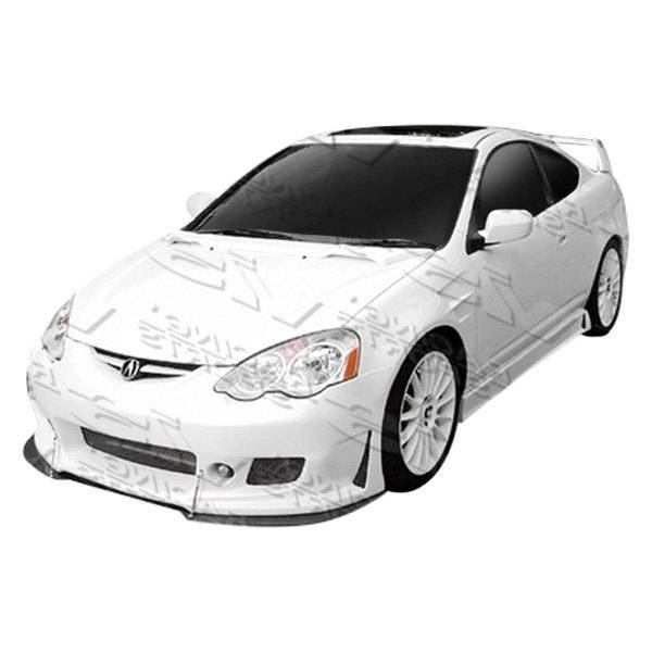 2002-2006 Acura Rsx 2Dr Tsc 3 Side Skirts