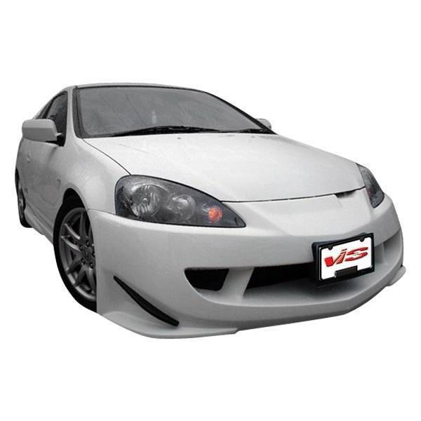 VIS Racing - 2005-2006 Acura Rsx 2Dr Techno R Front Bumper