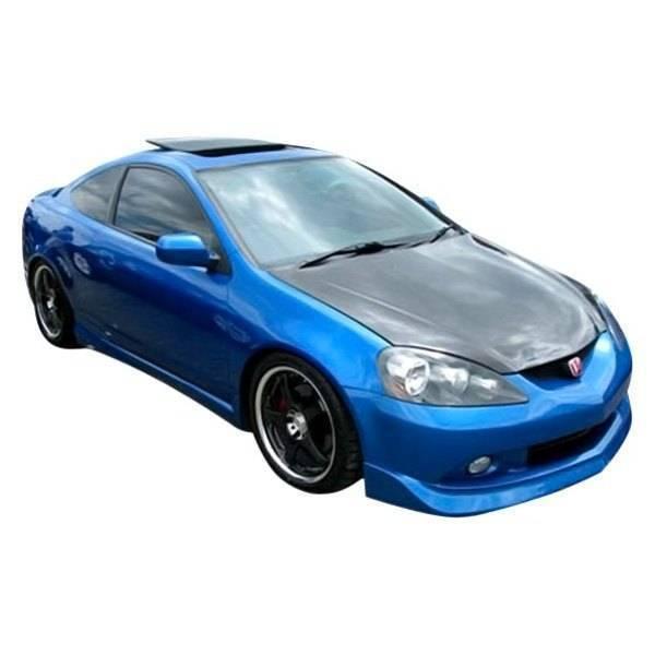 2005-2006 Acura Rsx 2Dr Techno R 2 Front Lip