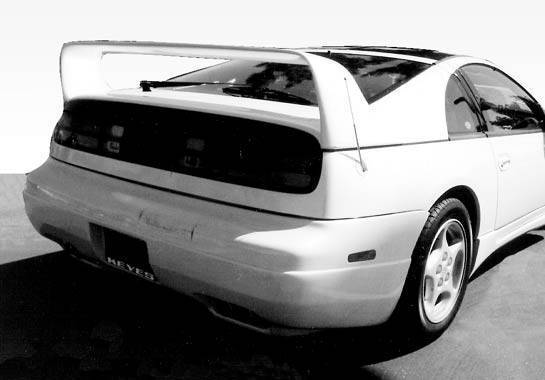 VIS Racing - 1990-1996 Nissan 300Zx F40 Style Wing With Light