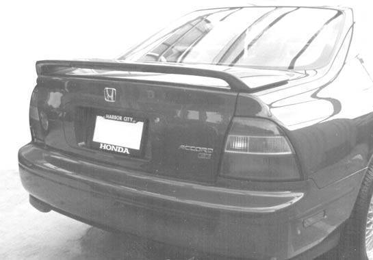 VIS Racing - 1994-1995 Honda Accord Factory Style Wing With Light