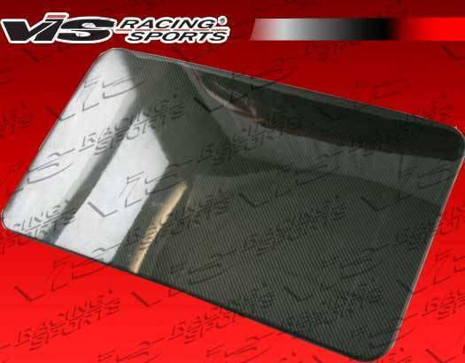 VIS Racing - 1984-1991 Bmw 3 Series E30 2Dr/4Dr Oem Style Carbon Fiber Sun Roof Cover