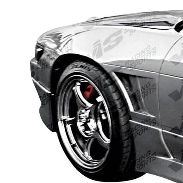 VIS Racing - 1989-1994 Nissan 240Sx 2Dr/Hb Drift Front Fenders 25Mm