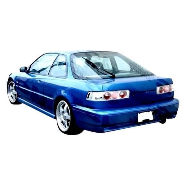 1990-1991 Acura Integra 2/4Dr Techno R Rear Half Add On