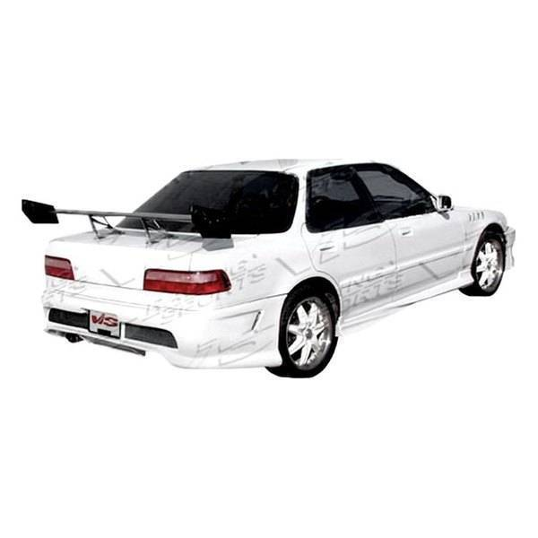 1990-1993 Acura Integra 4Dr Xtreme Side Skirts