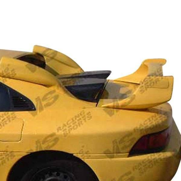 VIS Racing - 1990-1995 Toyota Mr2 2Dr Techno R Wb Spoiler