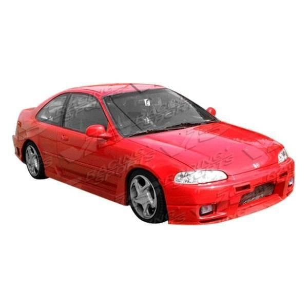 1992-1995 Honda Civic 2Dr/Hb Omega Front Bumper