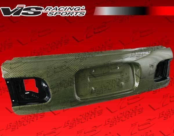 VIS Racing - 1992-1995 Honda Civic Hb Oem Style Carbon Kevlar Trunk