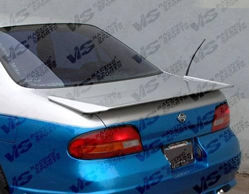VIS Racing - 1993-1997 Nissan Altima 4Dr Techno R Spoiler