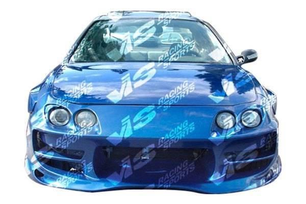 VIS Racing - 1994-1997 Acura Integra 2Dr/4Dr Ballistix Front Bumper