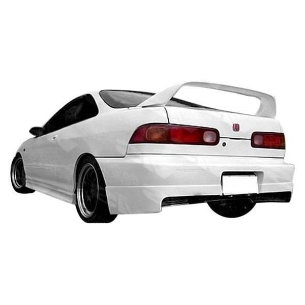 VIS Racing - 1994-1997 Acura Integra 2Dr Stalker Rear Lip