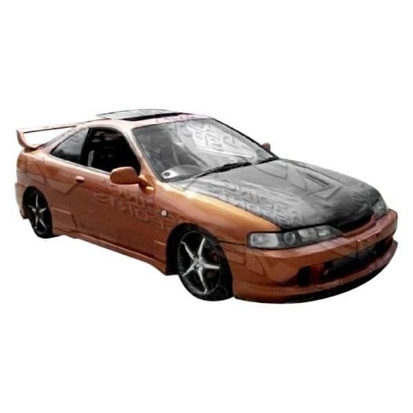 VIS Racing - 1995-2001 Acura Integra Jdm 2Dr/4Dr Dragster Front Lip