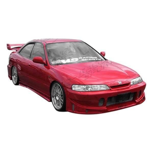1994-2001 Acura Integra Jdm 2Dr/4Dr Tsc Front Bumper