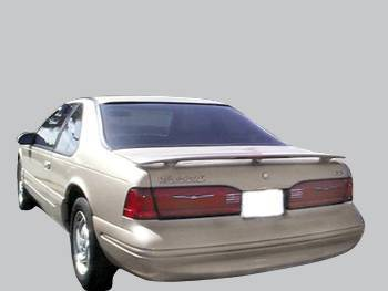 VIS Racing - 1994-1998 Ford Thunderbird 4Dr Factory Style Spoiler Fits 88-98
