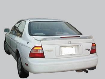 VIS Racing - 1994-1995 Honda Accord 2Dr/4Dr Factory Style Spoiler