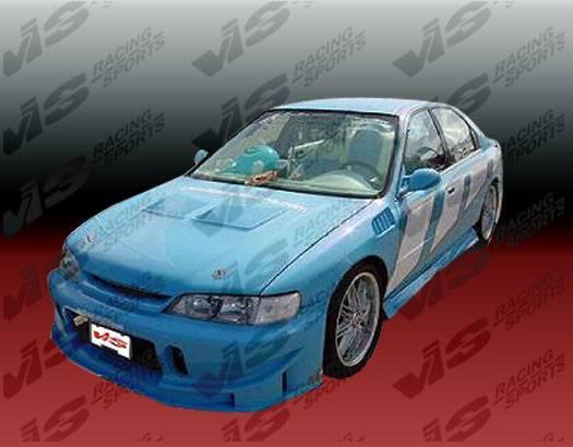 VIS Racing - 1994-1997 Honda Accord Sw Tsc Front Bumper