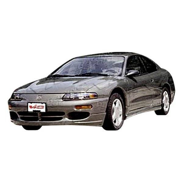 VIS Racing - 1995-1999 Dodge Avenger 2Dr Gsx Side Skirts