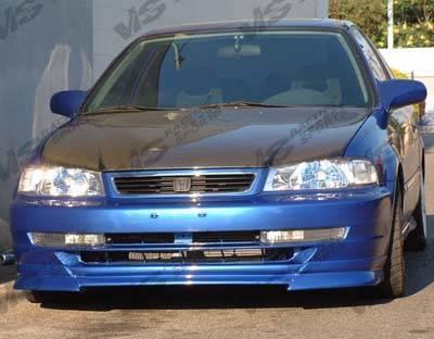 VIS Racing - 1996-2000 Honda Civic 2/4/Hb Domani Ace Front Lip