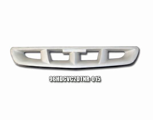 VIS Racing - 1996-1998 Honda Civic 2dr/4dr/HB Techno R Front Grill