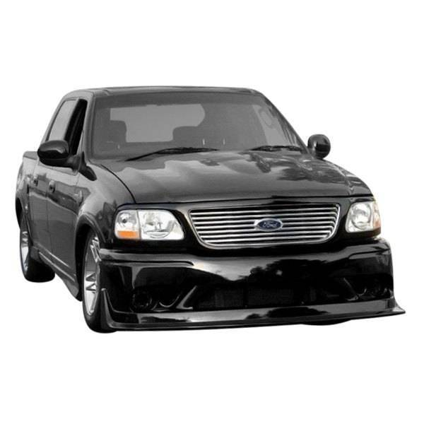 1997 2002 ford expedition 4dr cobra r front bumper vis racing