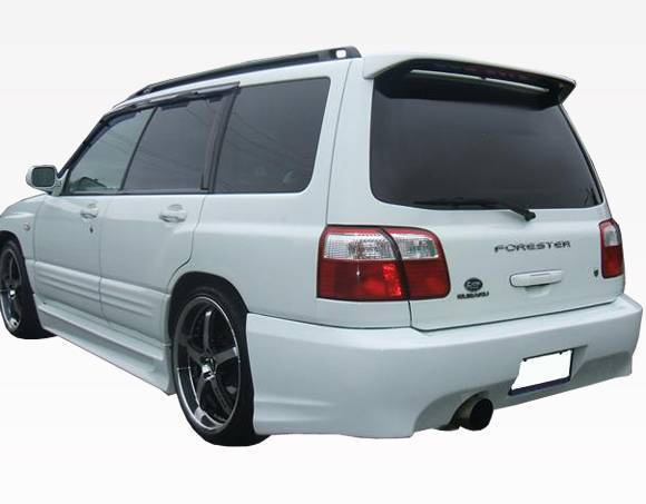 1998 2002 subaru forester 4dr lbt rear bumper 1998 2002 subaru forester 4dr lbt rear
