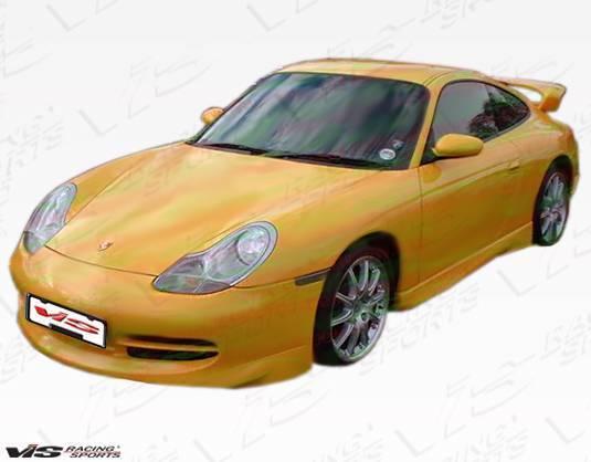 1999-2001 Porsche 996 2Dr GT3 Style Front Bumper