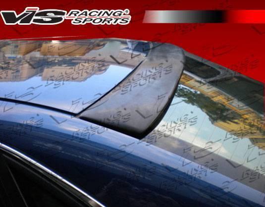 VIS Racing - 2002-2005 Audi A4 4Dr A Tech Roof Spoiler