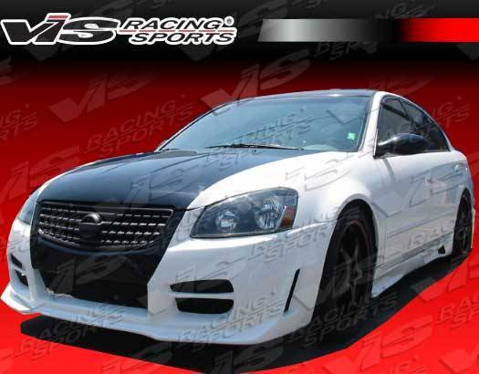 CPP Aluminum Primed Hood for 2005-2006 Nissan Altima