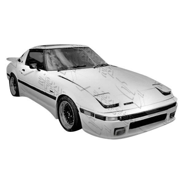 VIS Racing - 1979-1985 Mazda Rx7 2Dr Magnum Full Kit